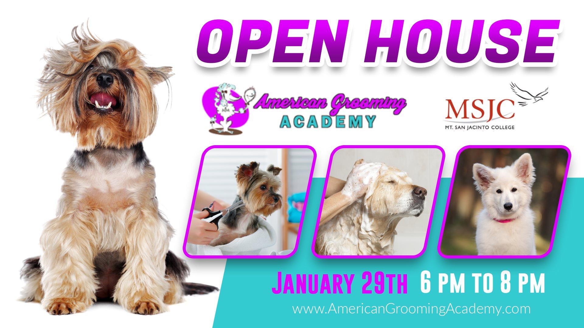 Open House Jan 29